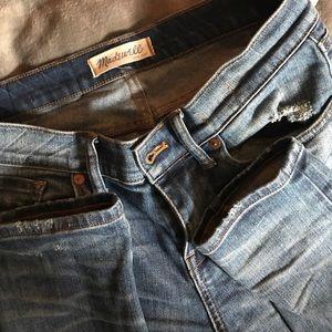 Madewell Jeans - Straight leg madewell jeans